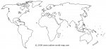 Linking image of blank-transparent group to the world map b7b